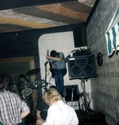 The Ravers at The Wolf at the Door, 5