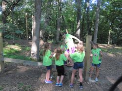 Low Ropes Course II