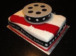 Academy Awards/Movie 21st Birthday Theme
