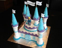 Castle Cake for A Prince
