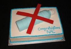 NSGA Celebration Cake