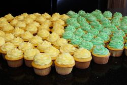 University of Guelph Go Green Celebration Cupcakes