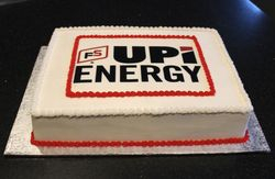 UPI Energy Corporate Celebration Cake