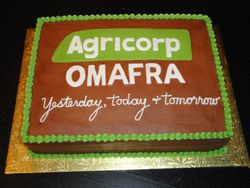 OMAFRA Corporate Cake