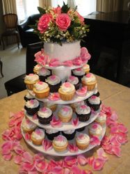 Cupcakes and Roses