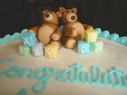 Baby Shower Teddy Bears
