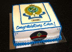 Congratulations to a new  Police Officer