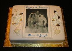 50th Wedding Anniversary Celebration