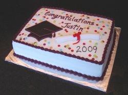 High School Graduation - St. James