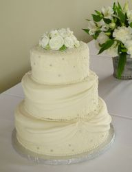 Wedding Dress Wedding cake