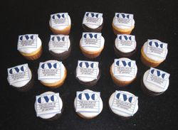 College of Veterinarians of Ontario Cupcakes