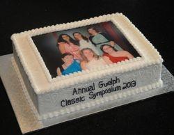 Guelph Classic Symposium Cake