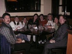 SCASP members attending CASP '08
