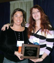 Connie Freeman and Melinda, 2005