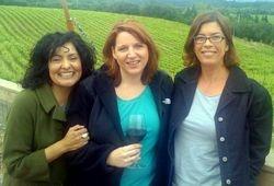 Rose, Teresa, Angela