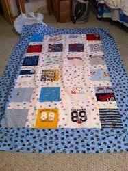 Clothes quilt