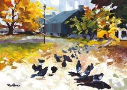 Sorties d'automne