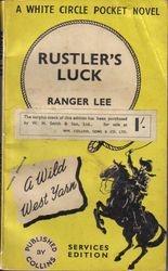 Collins c211 Rustler's luck