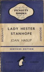 SE5 Lady Hester Stanhope