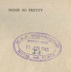 RAF Richmond