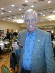 Pete Coors with Vantage Duck Call