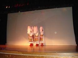 Tibetan dance