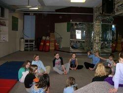 Kids gymnastic class 06