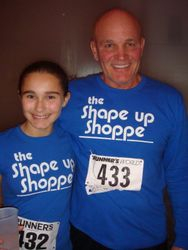 Dennis & daughter