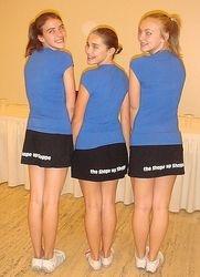 Kate, Janay, Ashley