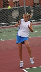Chan high school tennis