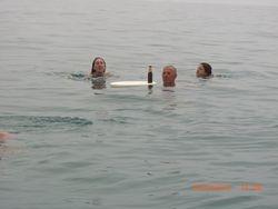 Service at sea