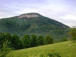 Mount Yonah Rock Face