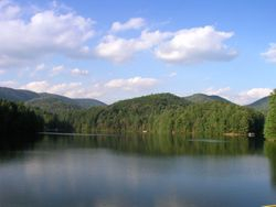 Lake Unicoi