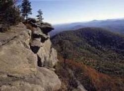 View from Yonah Mountain