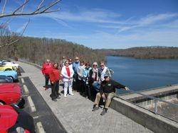 View From Norris Dam overlook
