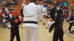 2015 Lions Tournament Sparring