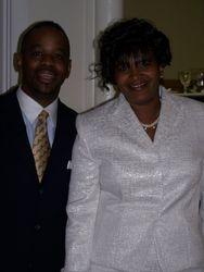 Pastor Rodney and Gloria Mills