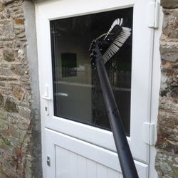 Doors Cleaned