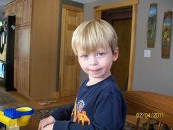 Jacob (3 yrs old)