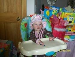 Keara's 1st Birthday Party