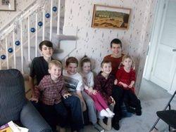 Grandchildren Christmas 2013