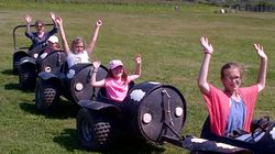 Day out at Walby Farm Park