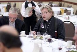 Fr. Philip Raczka and Fr. Wade (from Florida)