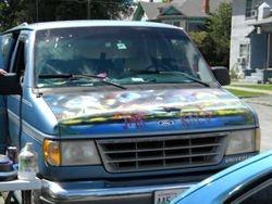 Matt's Van