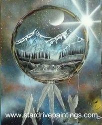 Twin Peaks 16x20