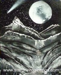 Deep Gorge 16x20