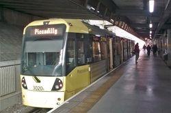 #3020 at Bury Interchange