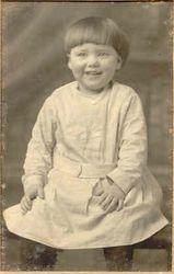 Toddler Vivian