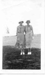 Edna and Vivian