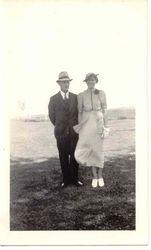 Newlywed's July 8, 1936
